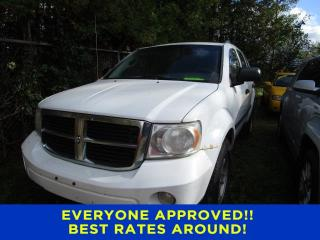 Used 2007 Dodge Durango SLT for sale in Cookstown, ON
