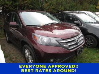 Used 2014 Honda CR-V EX-L for sale in Cookstown, ON