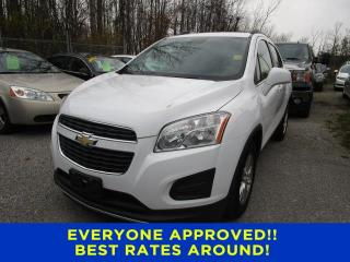 Used 2013 Chevrolet Trax LT for sale in Cookstown, ON