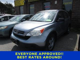 Used 2007 Honda CR-V LX for sale in Cookstown, ON