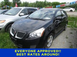 Used 2010 Pontiac Vibe for sale in Cookstown, ON