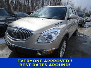 Used 2010 Buick Enclave CX for sale in Cookstown, ON