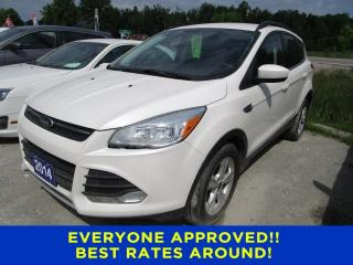 Used 2014 Ford Escape SE for sale in Cookstown, ON