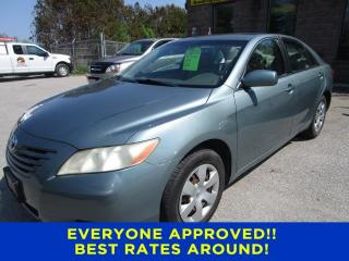 Used 2007 Toyota Camry LE for sale in Cookstown, ON