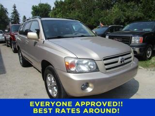 Used 2007 Toyota Highlander for sale in Cookstown, ON