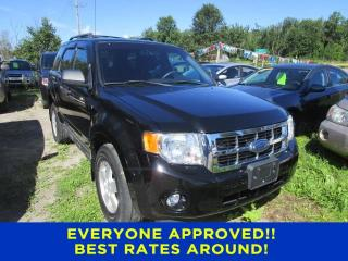 Used 2008 Ford Escape XLT for sale in Cookstown, ON