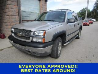 Used 2004 Chevrolet Avalanche for sale in Cookstown, ON