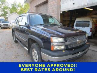 Used 2006 Chevrolet Avalanche LS for sale in Cookstown, ON