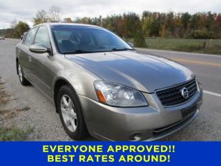 Used 2005 Nissan Altima 2.5 SL for sale in Cookstown, ON