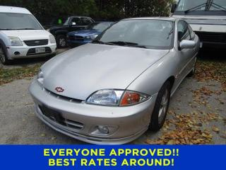 Used 2002 Chevrolet Cavalier Z24 for sale in Cookstown, ON
