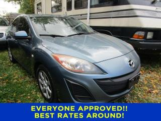 Used 2010 Mazda MAZDA3 GX for sale in Cookstown, ON