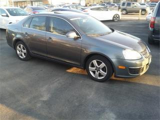Used 2009 Volkswagen Jetta Highline ***DIESEL/LEATHER/ROOF/DRIVES GREAT*** for sale in Hamilton, ON