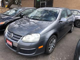 Used 2006 Volkswagen Jetta TDI DIESEL / DRIVES GREAT / ONLY 180 KMS!!! for sale in Hamilton, ON