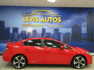 Used 2015 Honda Civic Si T.ouvrant for sale in Lévis, QC