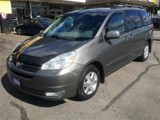 Used 2004 Toyota Sienna LE for sale in Hamilton, ON