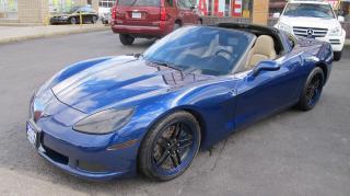 Used 2007 Chevrolet Corvette 1LT TARGA/NAVI for sale in North York, ON