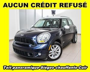 Used 2014 MINI Cooper Countryman S All4 Cuir Sièges for sale in St-Jérôme, QC