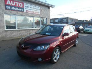Used 2006 Mazda MAZDA3 Sport for sale in St-Hubert, QC
