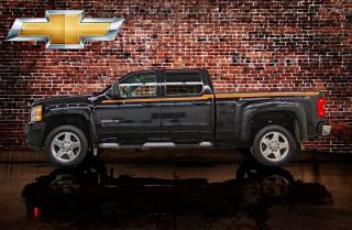 Used 2014 Chevrolet Silverado 2500 HD LTZ for sale in Red Deer, AB