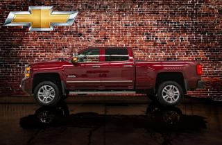 Used 2017 Chevrolet Silverado 2500 HD High Country for sale in Red Deer, AB