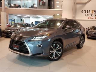 Used 2016 Lexus RX 350 LUXURY PKG-NAVIGATION-REAR CAM-LOADED-ONLY 25KM for sale in Toronto, ON