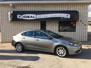 Used 2013 Dodge Dart SXT for sale in Mount Brydges, ON