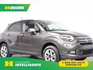 Used 2016 Fiat 500 X Sport AWD for sale in St-Léonard, QC