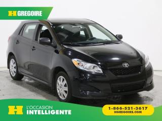 Used 2014 Toyota Matrix 4dr Wgn FWD for sale in St-Léonard, QC