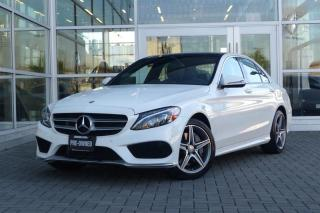 Used 2016 Mercedes-Benz C 300 4MATIC Sedan *Low Kms*AMG* for sale in Vancouver, BC