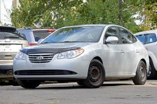 Used 2010 Hyundai Elantra GL 5sp for sale in Ottawa, ON