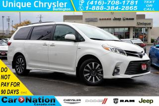 Used 2018 Toyota Sienna XLE| AWD| NAV| PWR DOORS| LEATHER| SUNROOF for sale in Burlington, ON