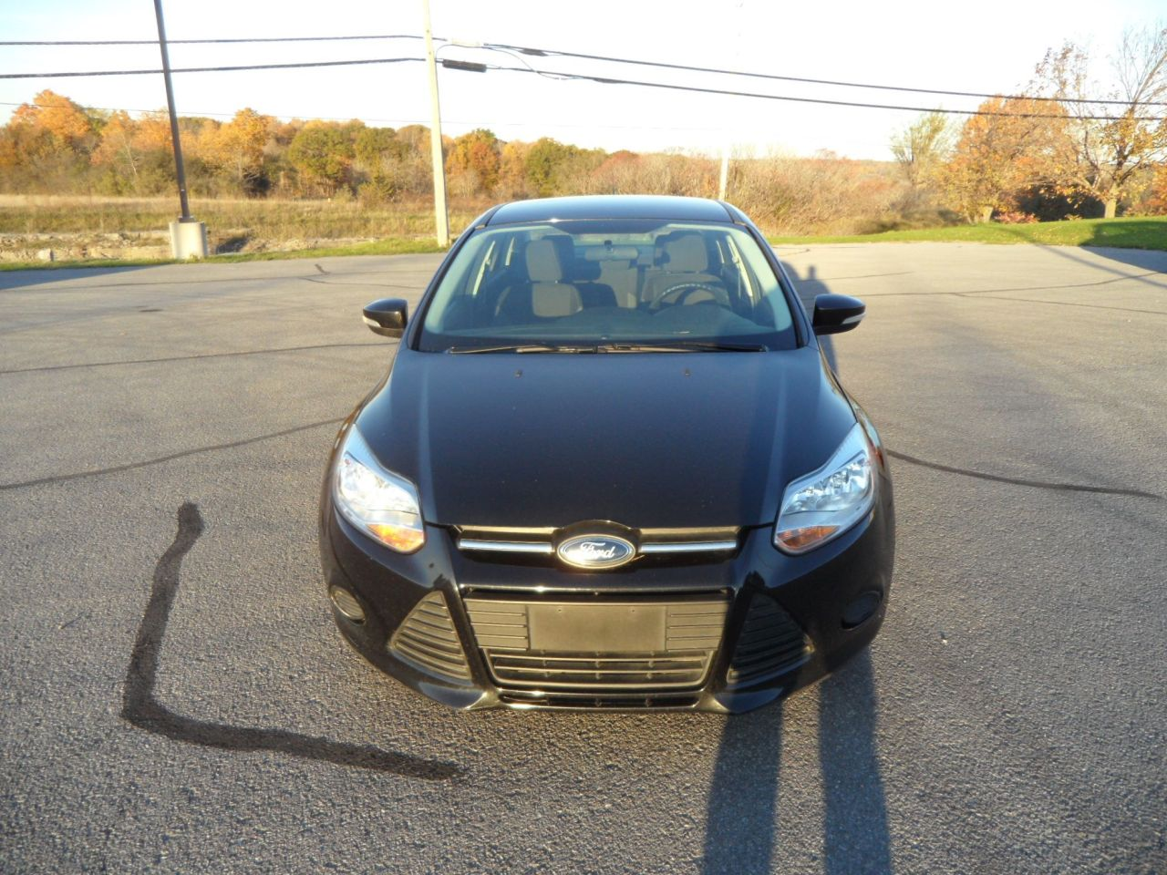 2014 Ford Focus Victory Lane Auto Sales Ltd Lights