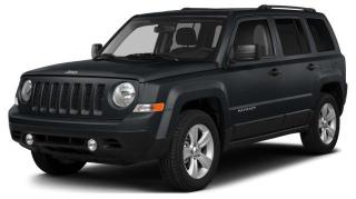 Used 2015 Jeep Patriot Sport/North LEATHER HEATED SEATS, REMOTE STARTER, SUNROOF, POWER SEAT for sale in Ottawa, ON