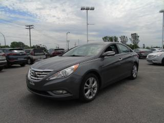 Used 2013 Hyundai Sonata Berline 4 p 2,4 L, boîte auto SE *Disp. for sale in Joliette, QC