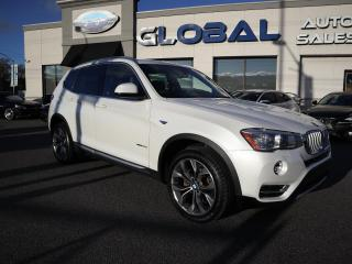 Used 2015 BMW X3 xDrive35i NAV. FRONT AND BACK CAMERA. for sale in Ottawa, ON