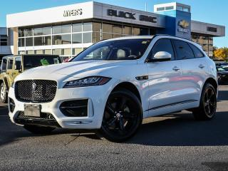 Used 2017 Jaguar F-Type F-PACE, R-SPORT, AWD, 3.5T, EVERY OPTION!!!! for sale in Ottawa, ON