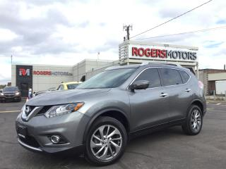 Used 2015 Nissan Rogue SL AWD - NAVI - PANO ROOF - 360 CAMERA for sale in Oakville, ON