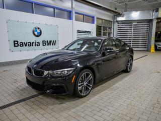 Used 2019 BMW 4 Series 440i xDrive Gran Coupe for sale in Edmonton, AB