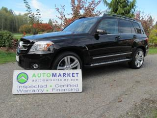 Used 2010 Mercedes-Benz GLK350 GLK350 4MATIC for sale in Surrey, BC