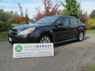 Used 2010 Subaru Legacy LIMITED, AWD, LEATHER, INSPECTED, WARRANTY, FINANCE! for sale in Surrey, BC