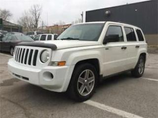 Used 2010 Jeep Patriot AWD 1-2-3-4 CHANCES for sale in St-Eustache, QC