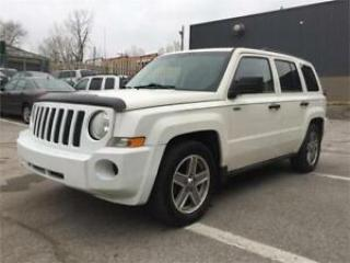 Used 2010 Jeep Patriot 4WD ***1-2-3-4 CHANCES CREDIT*** for sale in St-Eustache, QC