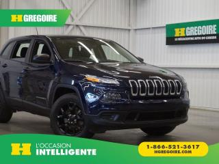 Used 2015 Jeep Cherokee Sport Awd for sale in St-Léonard, QC
