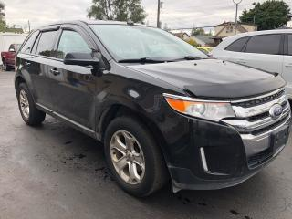 Used 2013 Ford Edge SEL for sale in Hamilton, ON
