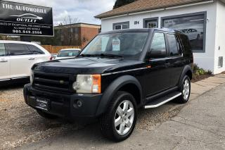 Used 2005 Land Rover LR3 HSE AWD NAVI PANO ROOF LEATHER for sale in Mississauga, ON