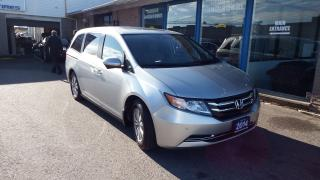 Used 2014 Honda Odyssey EX-L w/Navi/BACKUP CAMERA/$$18999 for sale in Brampton, ON