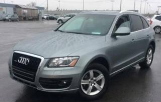 Used 2011 Audi Q5 RARE V6- TOIT PANO- CUIR- for sale in Carignan, QC