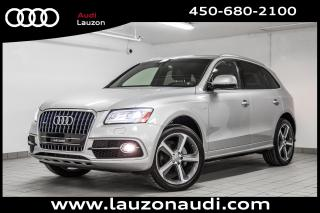 Used 2016 Audi Q5 2.0t Technik S-Line for sale in Laval, QC