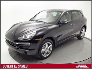Used 2014 Porsche Cayenne S Awd T.ouvrant for sale in Ile-des-Soeurs, QC