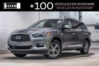 Used 2016 Infiniti QX60 Journey Gar. Sept for sale in Montréal, QC